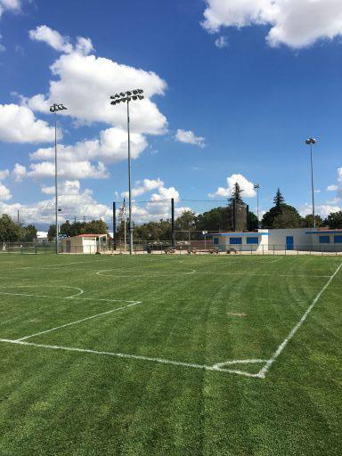 Bloomington Soccer Field