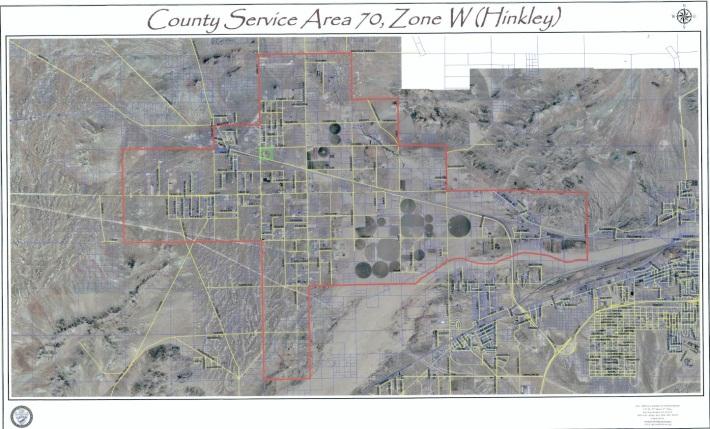 Hinkley Boundary Map