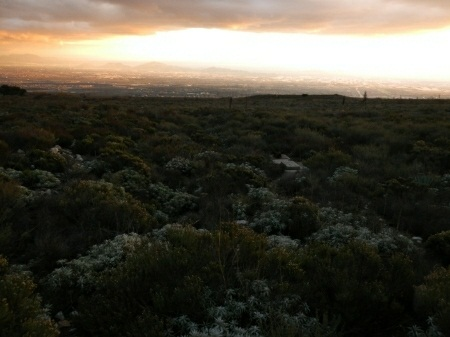 North Etiwanda Sunset